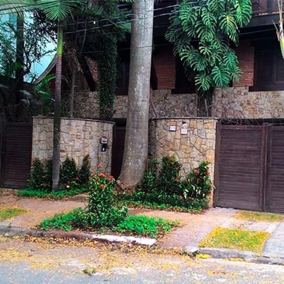 Jardinagem para Residência Vila Olímpia - Empresa Paisagismo e Jardinagem
