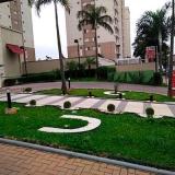 jardinagem e paisagismo Parque Maria Domitila