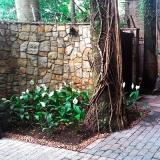 onde encontrar jardinagem para residência Vila Bela Aliança
