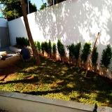 onde encontro serviço jardinagem Vila Romana