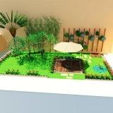 paisagismos de jardim Vila Olímpia